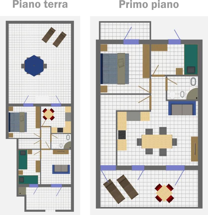 Piante appartamenti